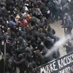FELONY RIOTING : 230 Protesters Arrested on Inauguration Face 10 Years