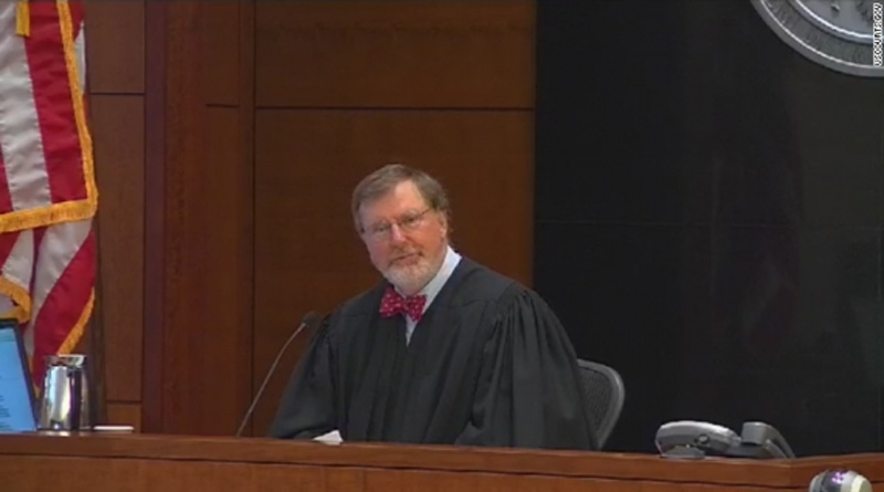 Judge Who Reversed Trumps Travel Ban