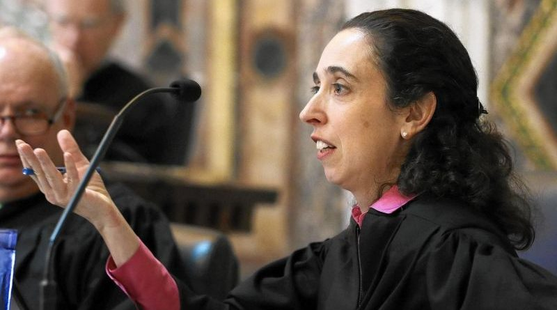 Judge Michelle T. Friedland