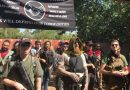 Antifa Communists March In Response to Arizona Trump Rally