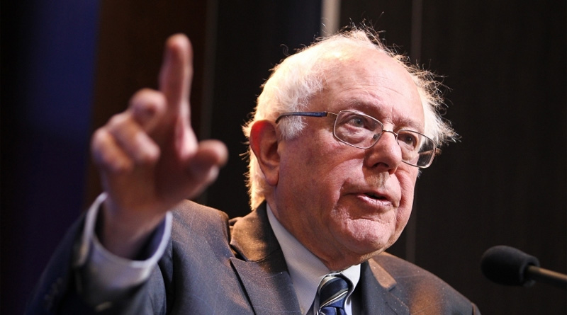Bernie Sanders: Muslims Should Have Religious Freedom, But Christians Shouldn't