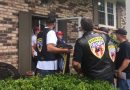 Bikers for Trump Go Door to Door to Support Republican Karen Handel