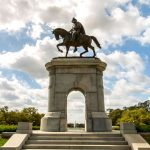 Armed Protesters Defend Sam Houston Memorial in Texas