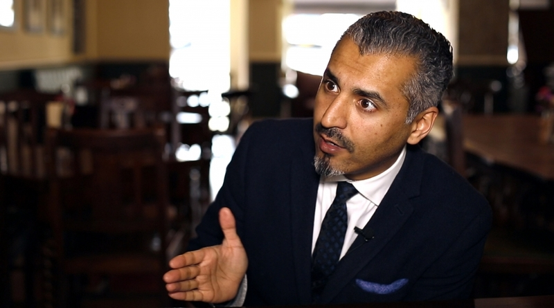Maajid Nawaz Suing the SPLC for Defamation