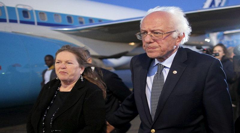 Bernie Sanders FBI