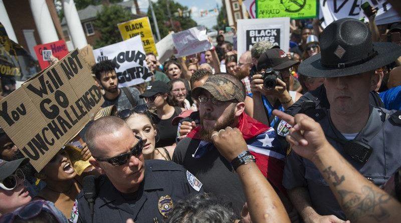KKK Rally for Robert E. Lee