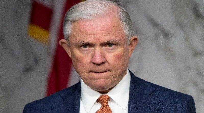 Jeff Sessions Opioid Bust
