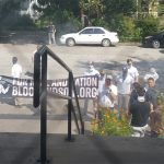 White Nationalists Protest Anarchist Event in Houston