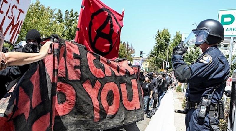 Teachers and Antifa