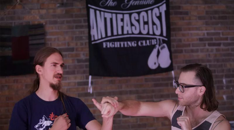 Antifa Fight Club