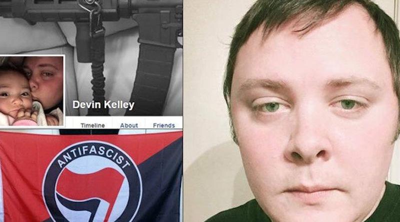 Left-Wing Terror
