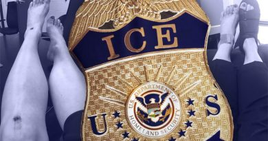 ICE Arrests of Illegal Workers, Employers Up 700 Percent in 2018