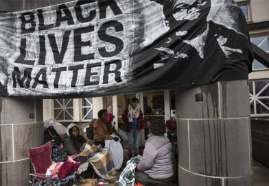 Only 1-in-6 Protesters Are Black, 46 Percent Are White