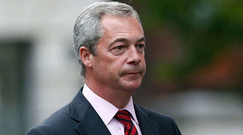 Populist Nigel Farage