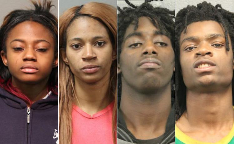 4 Arrested for Hate Crime