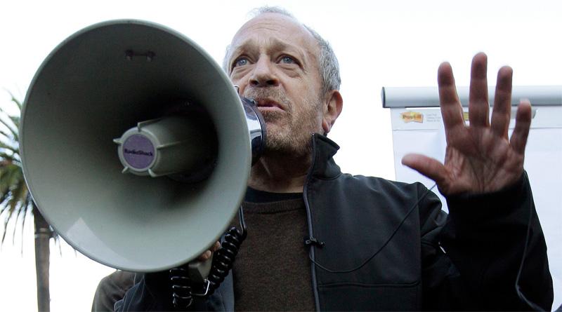 Robert Reich Megaphone