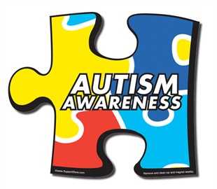 Autism Awareness Puzzle symbol