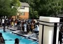 """Block Boyz"" Body Slam Elderly Woman Before Throwing Her Into Pool"