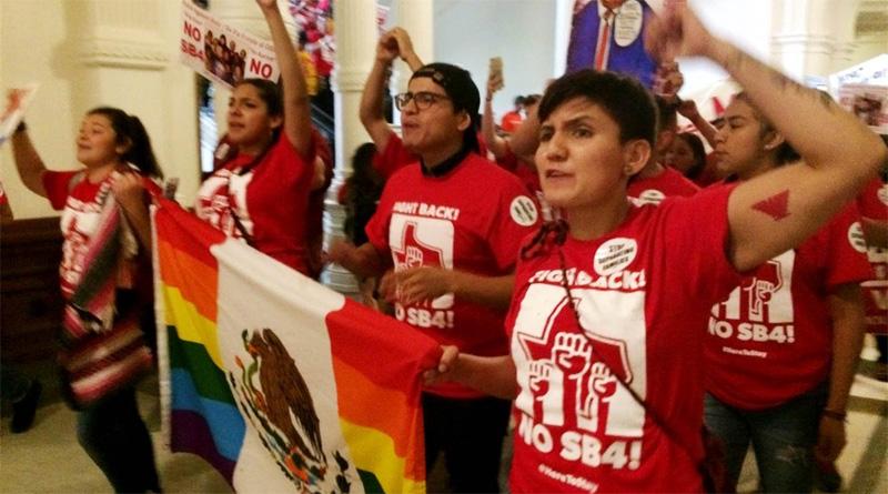 Texas Protest SB4