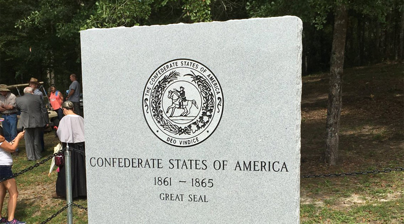 New Confederate Monument