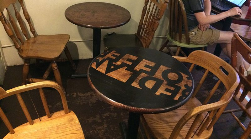 Bedlam Coffee Shop