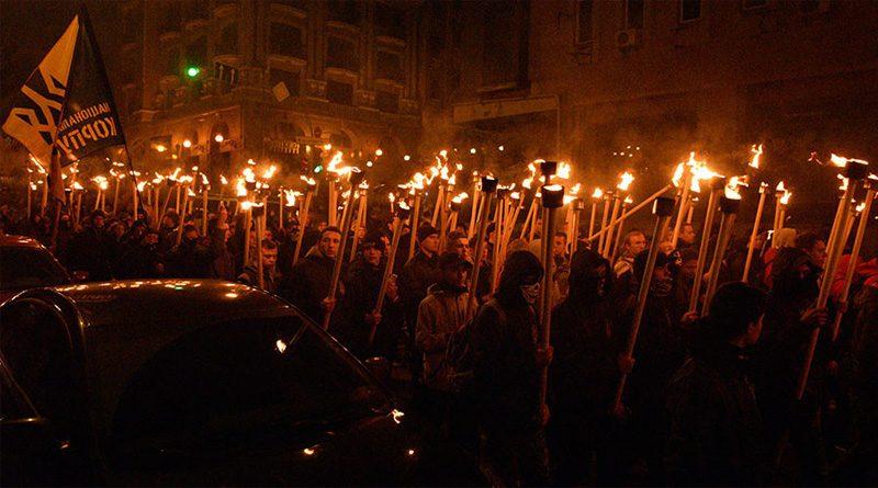 Ukraine March