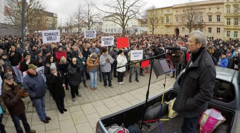 German Town Bans Refugees