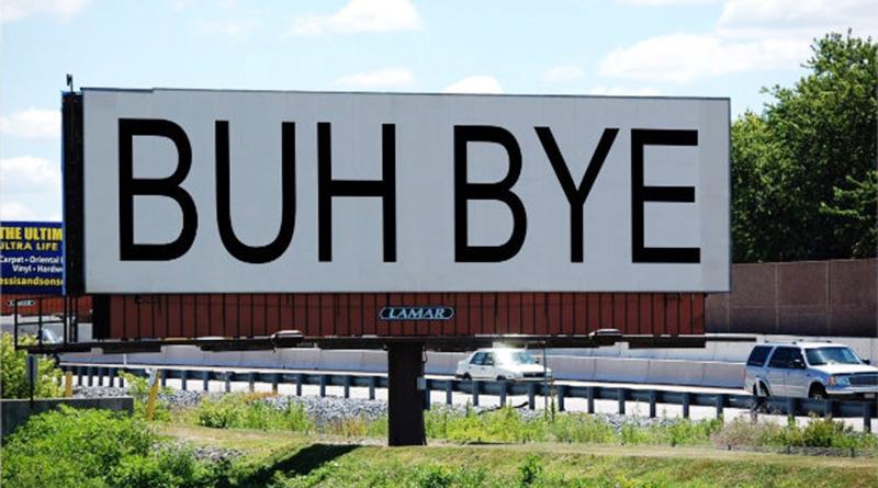 Buh Bye