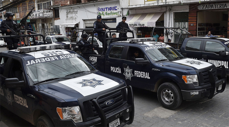Murders in Mexico