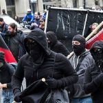Backlash After Cops Arrest Masked Protesters at ANTIFA Demonstration