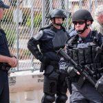 Video: Dozen Arrested as Cops, Antifa Clash Over Nazi Protest in Newnan, GA.