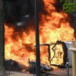 Police Arrest 200 After Violent May Day Riots