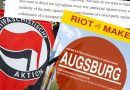 German Antifa Far-Left Extremists Release 'Riot Tourist' Instructional Terror Handbook