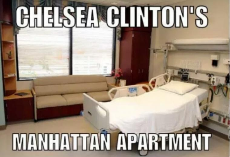 Chelsea Clinton's Apartment