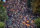 Germany's Far-right AfD Party and the Anti-Islam Pegida Movement Rally