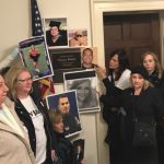 Nancy Pelosi Refuses to Meet With Angel Moms Protesting Inside Her Office