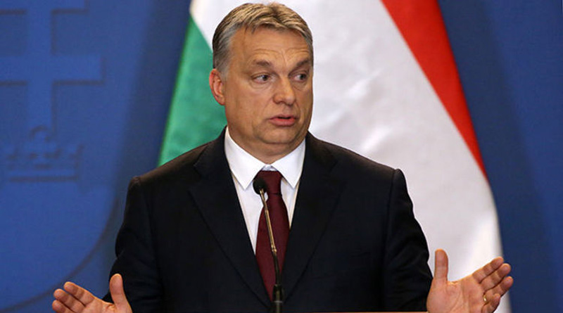 "Hungary's Viktor Orbán: ""We must never accept population exchange"""