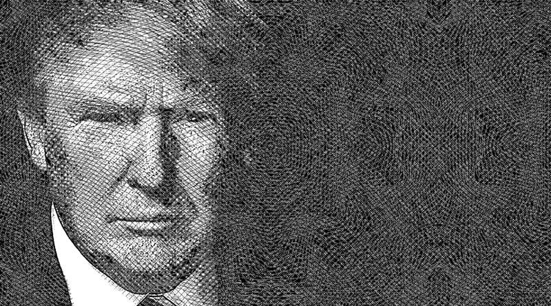 Trump Engraved