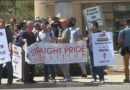 Straight Pride Group Undaunted After Counter-Protesters Out Numbered Them at Rally