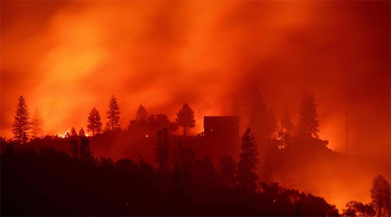 California Inferno