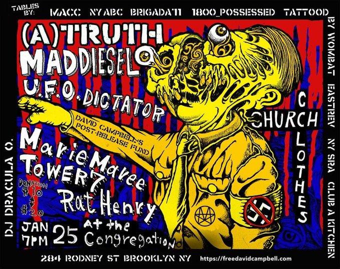 Antifa Concert