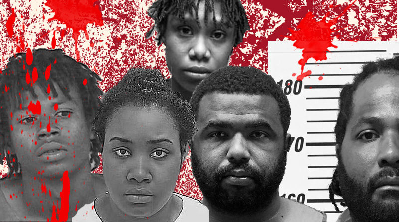 Black Crime Roundup