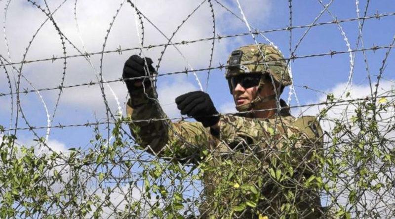 Border Wire.