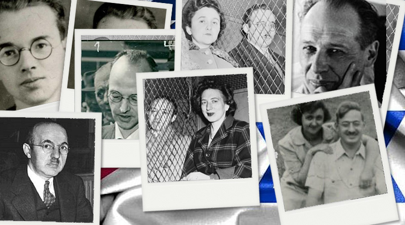 American-Jewish Spies