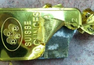 83 Tons Of Fake Gold Bars: Gold Market Rocked By Massive China Counterfeiting Scandal