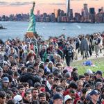 Invasion Statue of Liberty