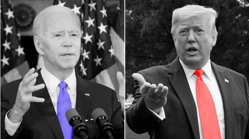 Biden verss Trump