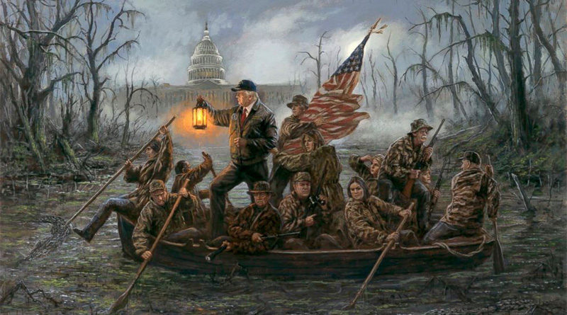 Trump's Valley Forge