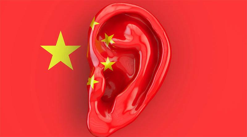 China Spies