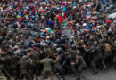 Guatemalan Security Forces Blocks Migrants